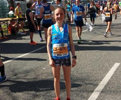 Record au 1/2 marathon pour Anais Sabrie