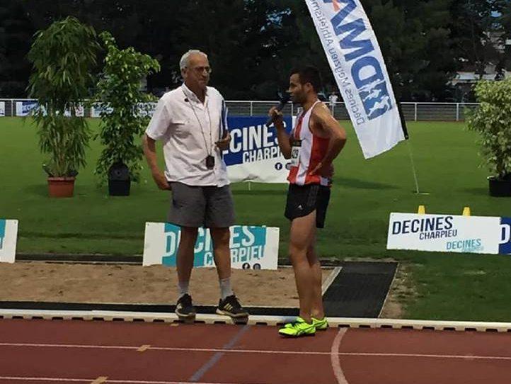 Maxence Bruyas 1ère place au Meeting National et record sous les 1.50