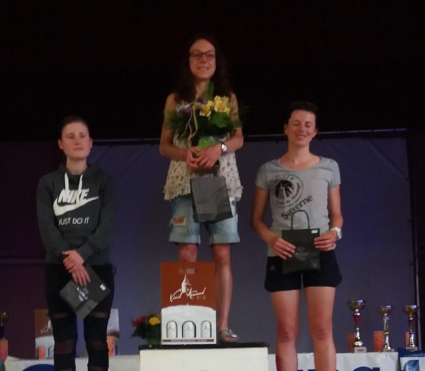 Anais Sabrie vainqueur du Challenge National FFA de Montagne