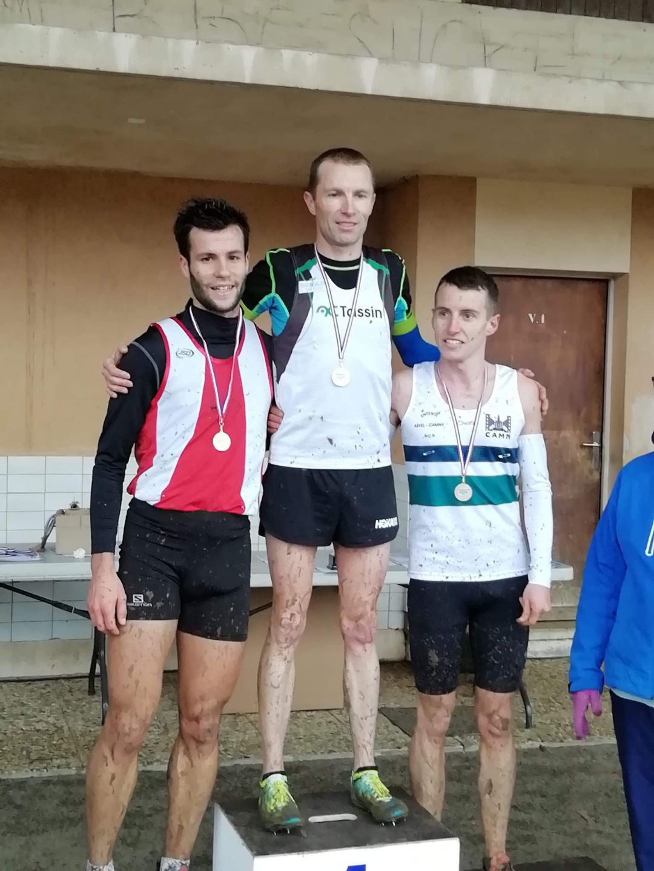 7 médailles au Championnat de Zone de Cross