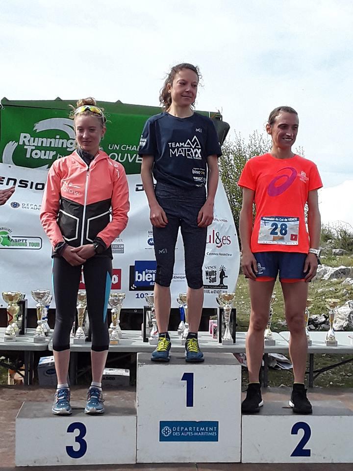 2 athlètes de l'ACVS en équipe de France de Montagne