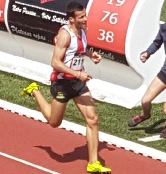 Maxence Bruyas médaille de Bronze au Championnat de France