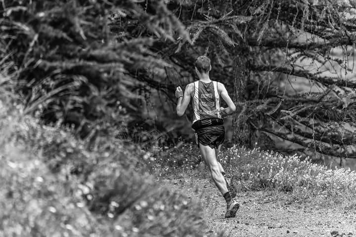 Baptiste Chassagne dans le top 8 du France de Trail