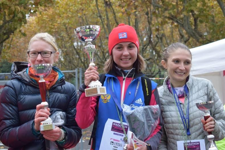 Très grande participation de l'ACVS au Marathon du Beaujolais