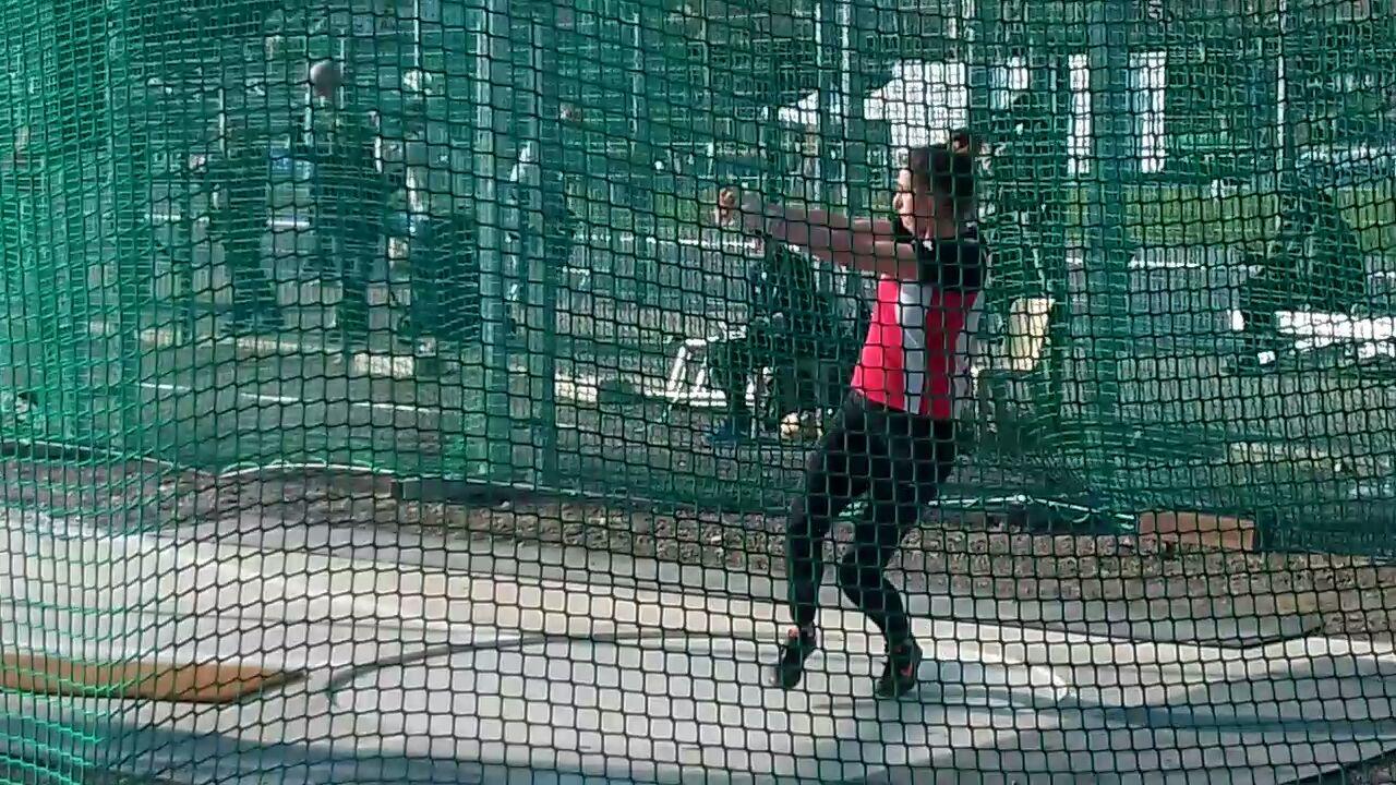 Anne Sophie Dubost 10e des Championnats de France
