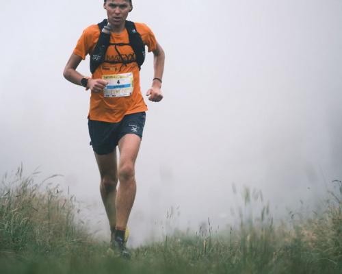 Baptiste Chassagne en bonne place pour une qualification au mondiale de Trail