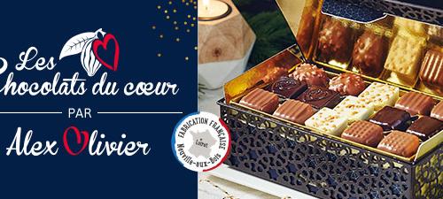 Opération Chocolats de Noël