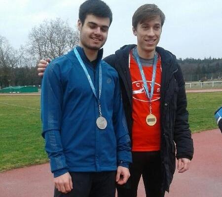 Corentin Julliard Champion Régional et 6 autres podiums